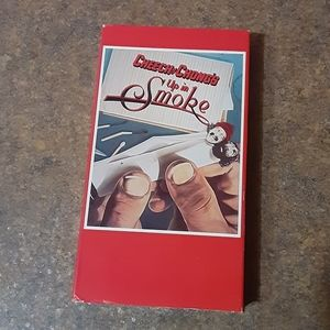 """Vintage Cheech & Chong's """"Up in Smoke"""" VHS Tape"""